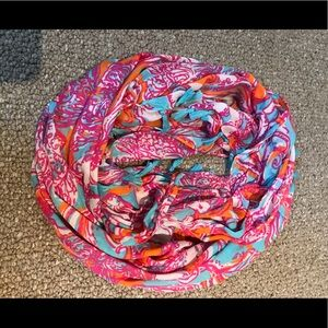 Lilly Pulitzer Infinity Loop Scarf
